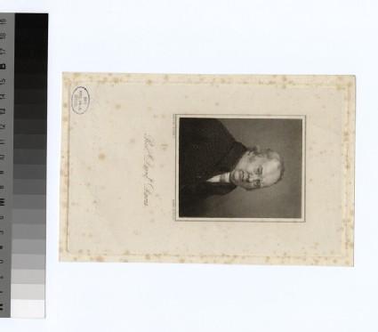 Portrait of D. Davis