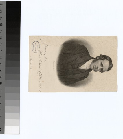 Portrait of R. Davies