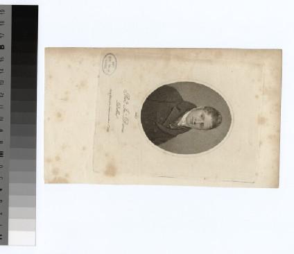 Portrait of J. Davies