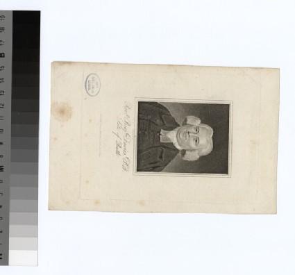 Portrait of B. Davies