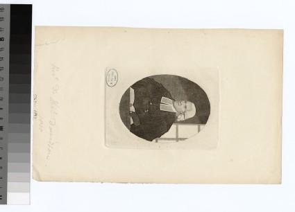 Portrait of T. Davidson