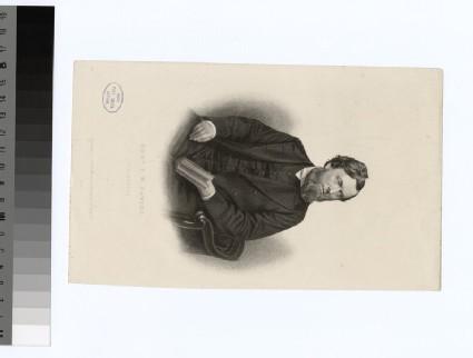Portrait of T. W. Davids