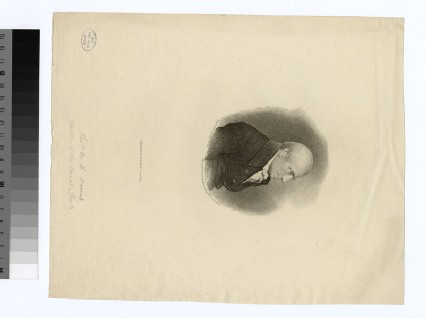 Portrait of Revd W. B. Daniel