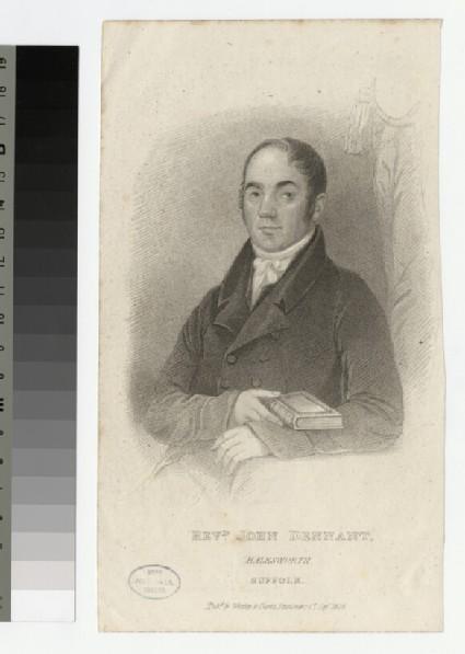 Portrait of J. Dennant