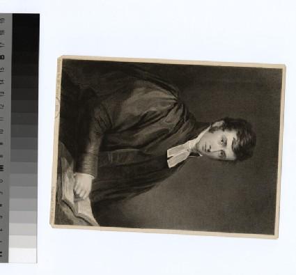 Portrait of Revd W. Dodsworth