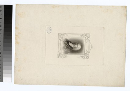Portrait of P. Oddridge