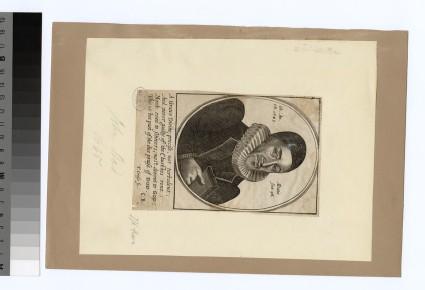 Portrait of J. Dod