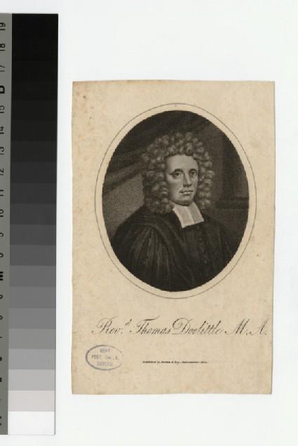 Portrait of T. Doolittle