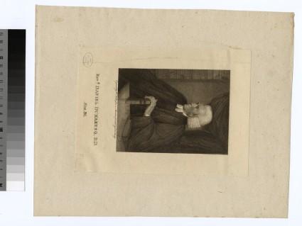 Portrait of D. Dumaresq