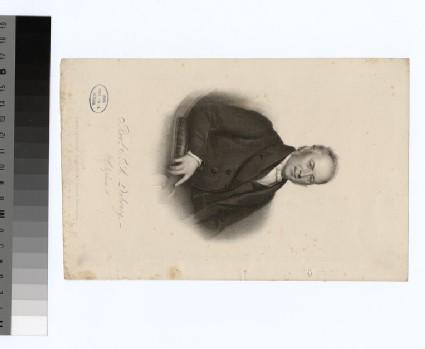 Portrait of S. A. Dubourg