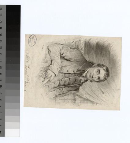 Portrait of Samuel Drew