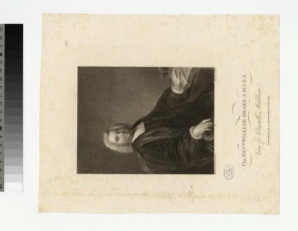 Portrait of Revd. William Drake