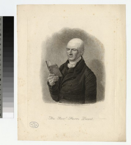 Portrait of Pierre Duval