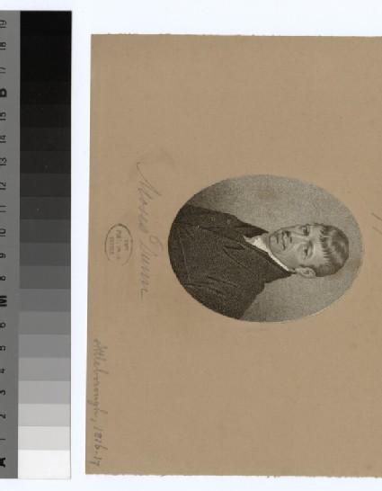 Portrait of M. Dunn