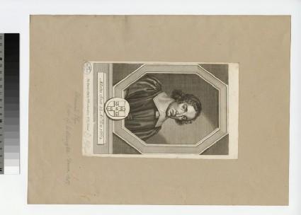 Portrait of E. Ellys
