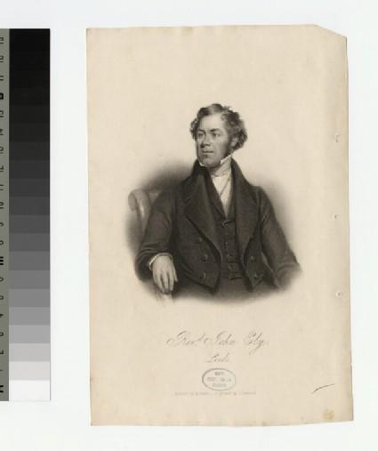 Portrait of J. Ely