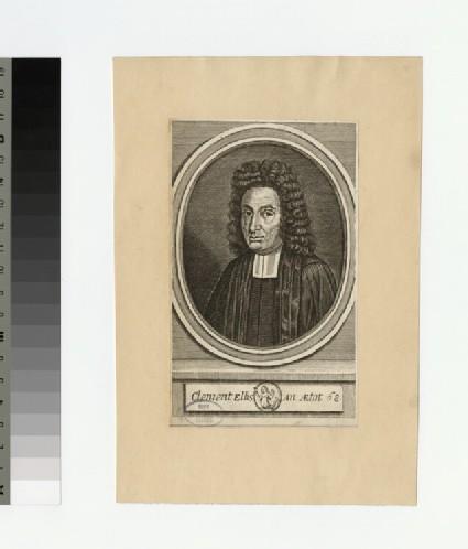 Portrait of Clement Ellis