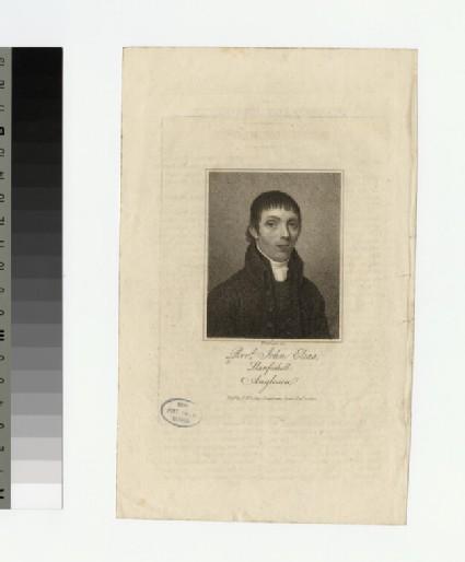 Portrait of J. Elias