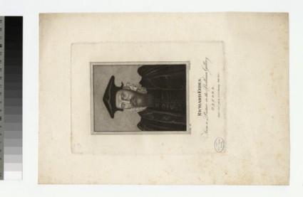 Portrait of R. Eedes