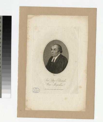 Portrait of P. Edwards