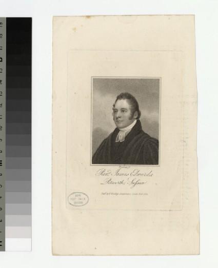 Portrait of J. Edwards