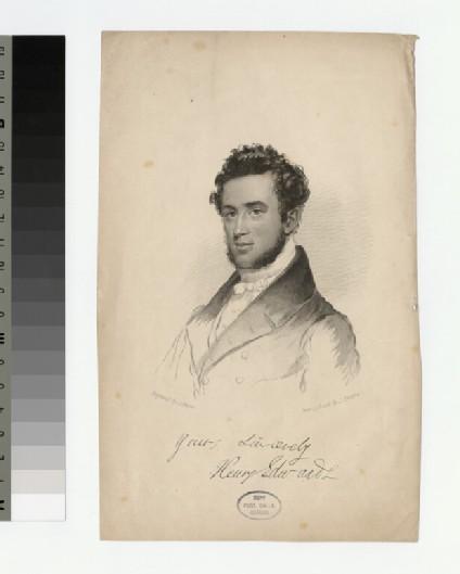 Portrait of Henry Edwards