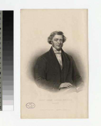 Portrait of J. Eadie