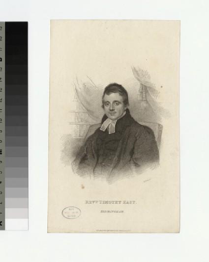 Portrait of T. East