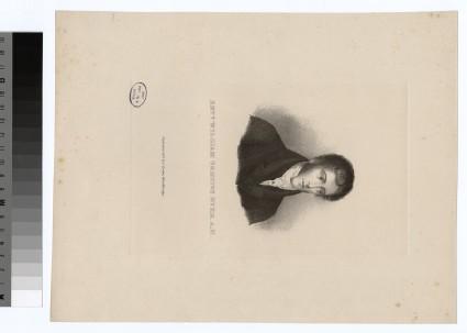 Portrait of W. U. Eyre