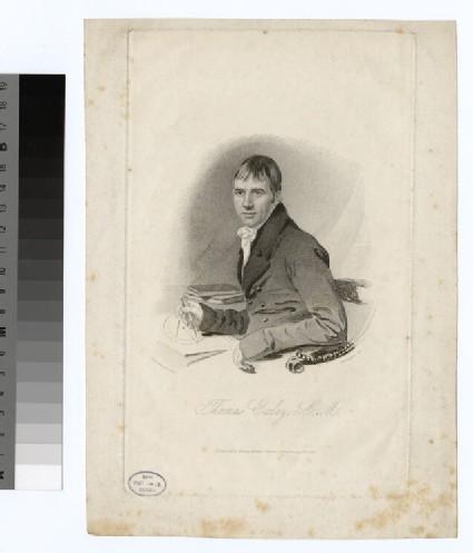 Portrait of Thomas Exley