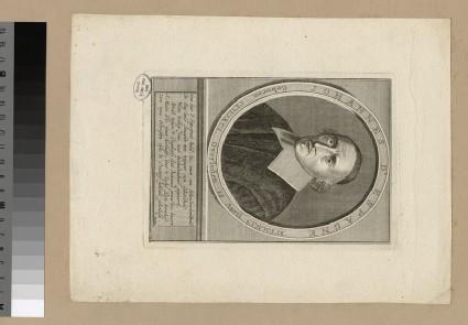 Portrait of J. d'Espagne