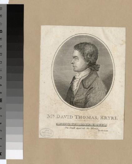 Portrait of David Thomas