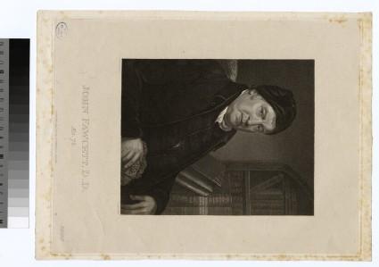 Portrait of John Fawcett
