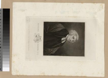 Portrait of Dr Richard Farmer