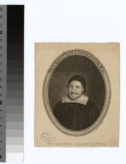 Portrait of S. Fairclough