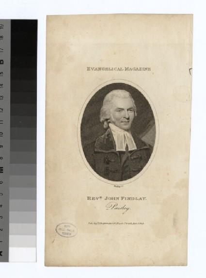 Portrait of J. Findlay