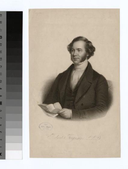 Portrait of R. Ferguson