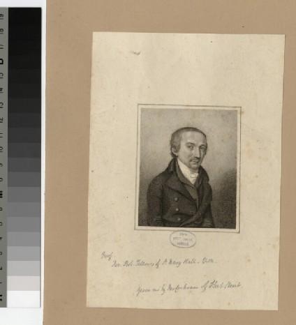 Portrait of Revd R. Fellows