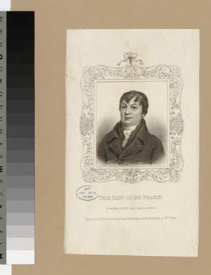 Portrait of C. Feary