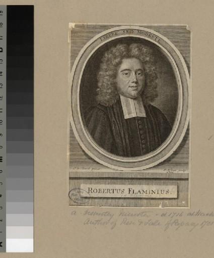 Portrait of Fleming