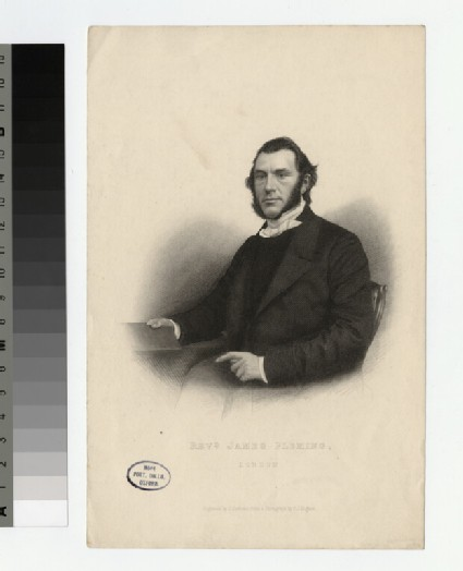 Portrait of J. Fleming