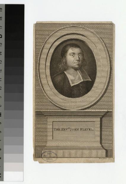 Portrait of John Flavel