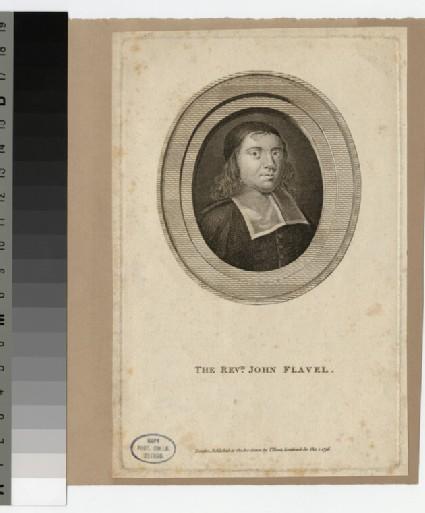 Portrait of Flavel