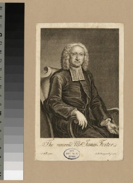 Portrait of J. Foster