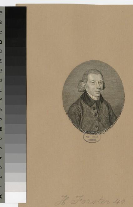 Portrait of T. Forster