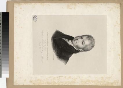 Portrait of Revd J. E. Forster