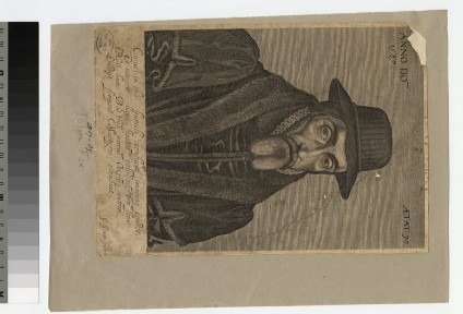 Portrait of J. Foxe