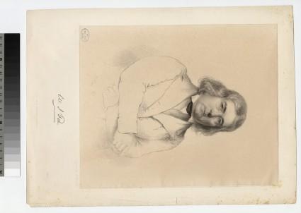 Portrait of W. J. Fox