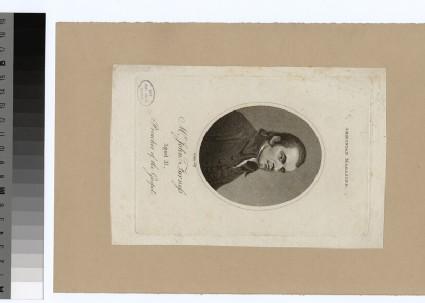 Portrait of J. Furness