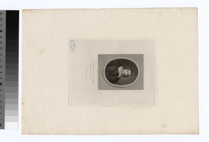 Portrait of Revd Dr T. Fuller